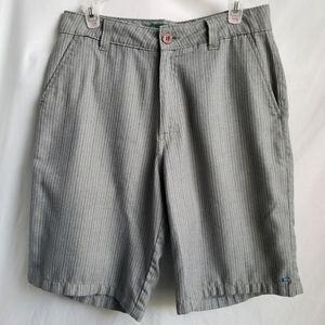 O'NEILL Shorts size 30 light grey